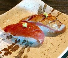 Not your average sushi.