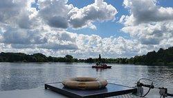 Bootsfahrten mit den Vechtebooten