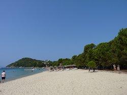Koukunaries Beach