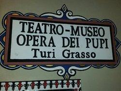 Opera dei Pupi Turi Grasso