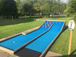 Inverness Crazy Golf