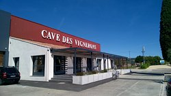 Cave Cooperative Seguret Roaix