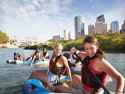Rafting Calgary Bow River (211140777)
