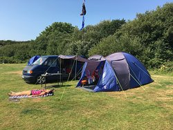 Lakewell Touring, Camping Park