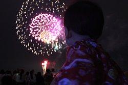 เทศกาลดอกไม้ไฟ เมืองคุมางายะ