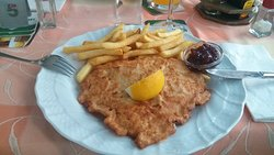 Fish Restaurant at Gasthof Luger