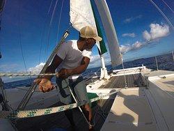 Moana Sailing Fiji