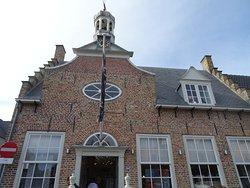Voormalig Stadhuis van Domburg uit 1667