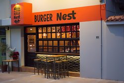 Mr.Shark by Burger Nest