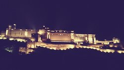 Sound and Light Show - Amber Fort