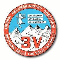 """Sentiero 3V delle tre Valli """"Silvano Cinelli"""""""