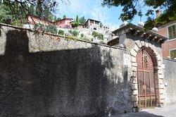 Palazzo Bulgheroni Außenmauer