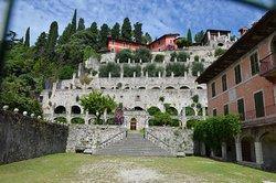 Villa Rizzardi, Brunati, Bulgheroni detta Villa Lucia
