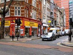 Denmark Street