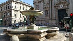 Fontana Di Piazza Sant'andrea