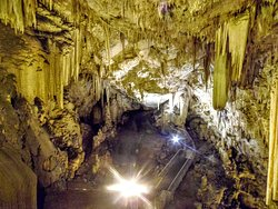 The Cave of Antiparos