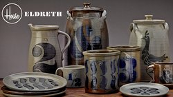 Eldreth Pottery Factory Showroom and Tour