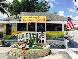 Everglades Gator Grill