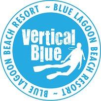Vertical Blue Dive Shop