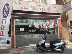 Cafe Nili Sakli Bahce