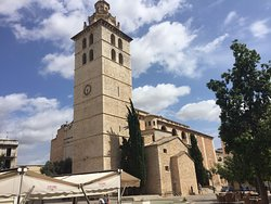 Iglesia parroquial de Santa Maria la Major