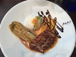 Bon restaurant thaï