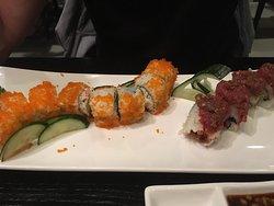 Bestes Sushi ! Überraschend und mit Pfiff!