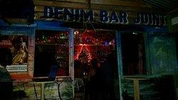 Blue Demin Bar Joint