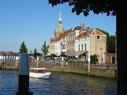 Groothoofdspoort (15de eeuw-1618)Dordrecht