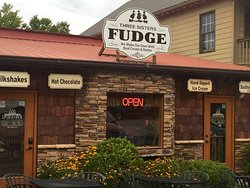 Three Sisters Fudge