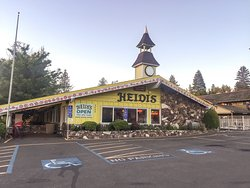 Heidi's was our jam on vacation in South Lake Tahoe!