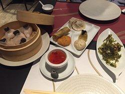 Comida china diferente
