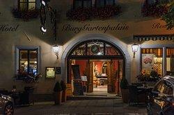 Hotel Burg Gartenpalais