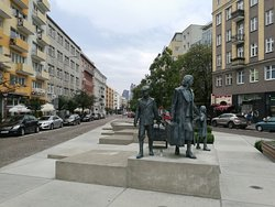 Displaced Gdynians Monument