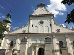 Cathedral of Zamosc