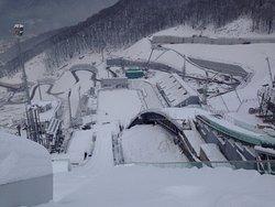 RusSki Gorki Jumping Center