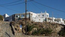 Oberhalb von Mykonos Stadt gelegen - Herzlicher Service