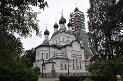 Temple of An Icon of the Kazan Mother of God