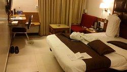 Excellent budget  hotel..