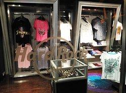 Hard Rock Shop