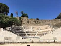 ‪Ancient Olympic Stadium - Rhodes‬
