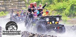 Jeep Merapi Adventure
