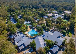 Angourie Rainforest Resort