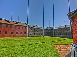 Japan-Russia Prison Site of Port Arthur