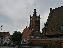 St. Catherine's Church (Kosciol Sw. Katarzyny)