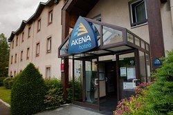 Hotel Akena Express Beauvais Est Clermont-Agnetz