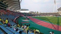 Kumamoto Athletics Stadium (Umakana Yokana Stadium)