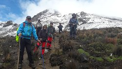 Montañas Colombianas