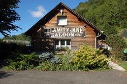 restaurant pizzeria camping calamity jane saloon