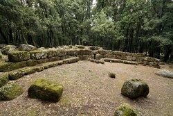La tomba dei giganti Seleni II